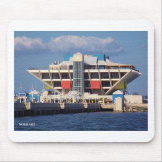 The Pier Mouse Pad