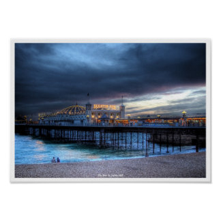 The Pier Posters
