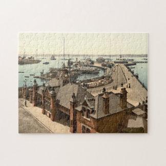 The Pier, Southampton, Hampshire, England Jigsaw Puzzles