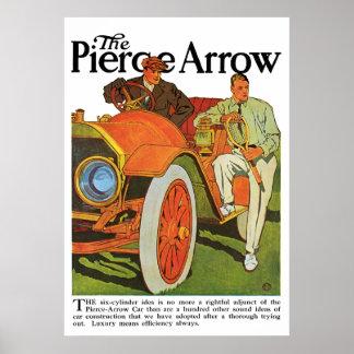The Pierce Arrow Poster