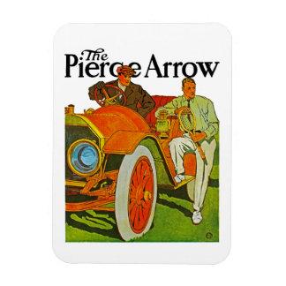 The Pierce Arrow Rectangular Photo Magnet