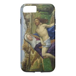 The Pieta, c.1505 (oil on panel) (post 1996 restor iPhone 7 Case
