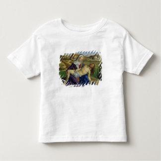 The Pieta, c.1505 (oil on panel) (post 1996 restor Toddler T-shirt