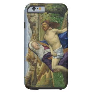 The Pieta, c.1505 (oil on panel) (post 1996 restor Tough iPhone 6 Case