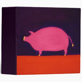 The Pig 1998 Binder