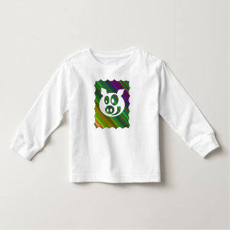 The pig Happy Toddler T-shirt