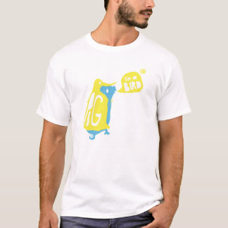 The Pig says: I am a Bird T-Shirt