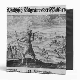 The Pilgrim of Palatinate', Frederick V 3 Ring Binder