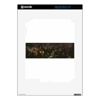 The Pilgrimage of San Isidro by Francisco Goya Skin For The iPad 2
