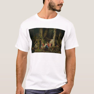 The Pilgrims from the Abbey of St. Odile T-Shirt