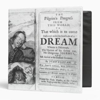 The Pilgrim's Progress' 3 Ring Binder