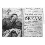The Pilgrim's Progress' Card