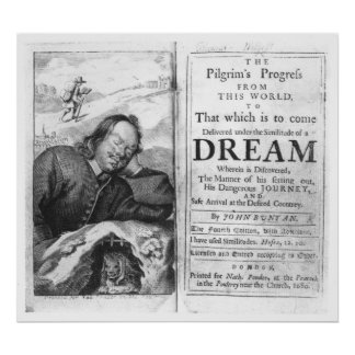 The Pilgrim's Progress' Poster