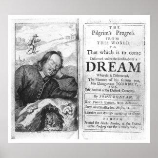 The Pilgrim's Progress' Print