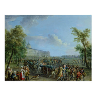 The Pillage of the Invalides, 14 July 1789 Postcard
