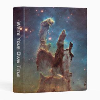 The Pillars Of Creation aka The Eagle Nebula Mini Binder