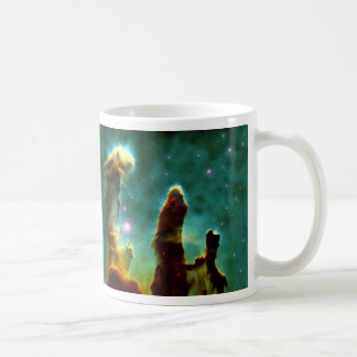 The Pillars of Creation Classic White Coffee Mug