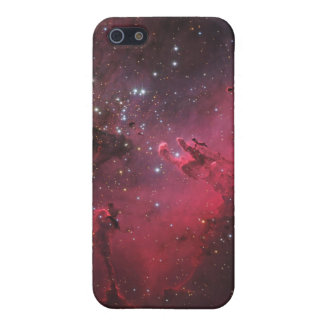 The Pillars of Creation iPhone 5 Case