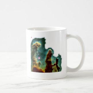 The Pillars of Life. Coffee Mug