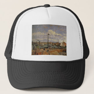 The Pilot's Jetty, Le Havre High Tide, Afternoon Trucker Hat