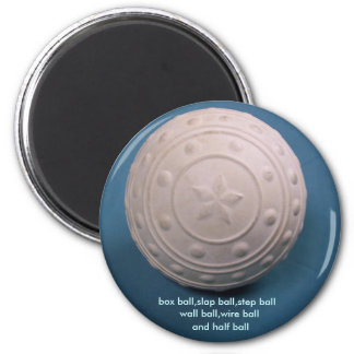 The Pimple Ball Magnet