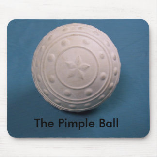 The Pimple Ball Mouse Pad