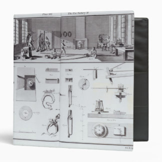 The Pin Factory, plate 2 from Volume IV Vinyl Binders