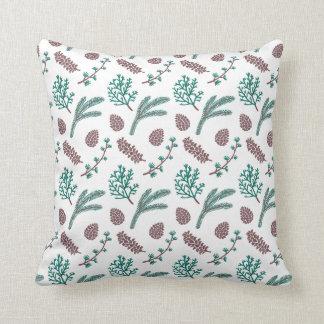 The Pine Pattern Pillow