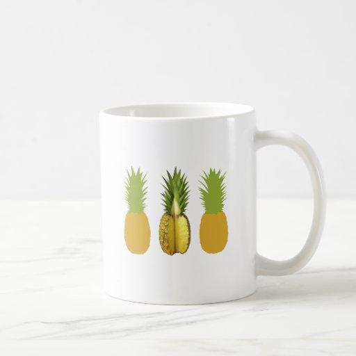 The Pineapple Incident Classic White Coffee Mug