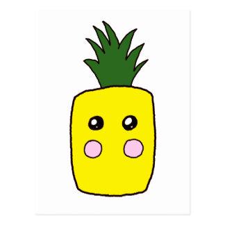 The Pineapple Postcard