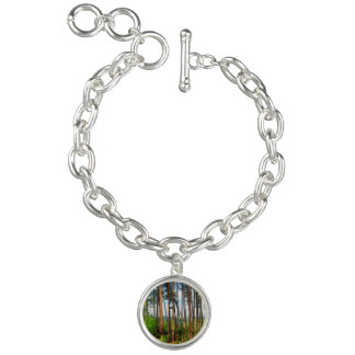 The Pine's Falls Creek, Pa Charm Bracelet