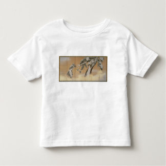 The Pines under Snow Toddler T-shirt