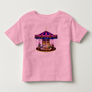 The Pink Carousel Toddler T-shirt
