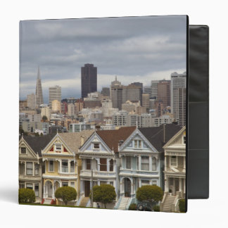 The Pink Ladies Victorian style houses in the 3 Ring Binder