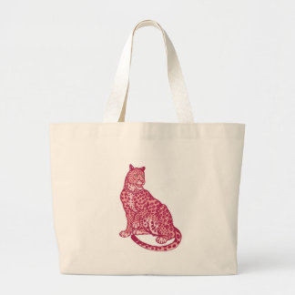 The Pink Panthers Canvas Bags