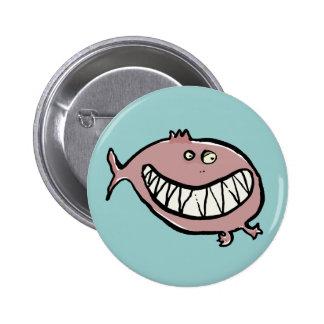 The pink piranha pins