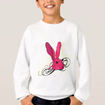 The Pink Rabbit Sweatshirt