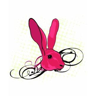 The Pink Rabbit shirt