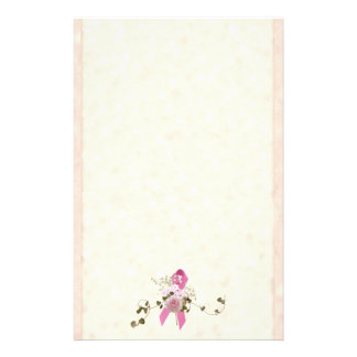 The Pink Ribbon Stationery