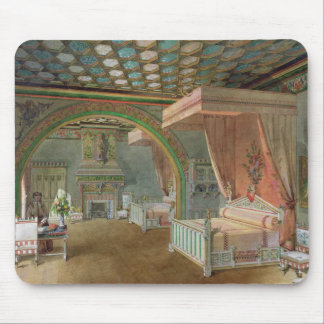 The Pink Room in the Chateau de Roquetaillade Mouse Pad