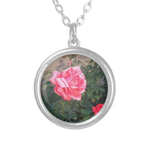 The Pink Roses Necklace by Julia Hanna