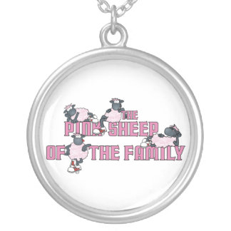 The Pink Sheep Necklace