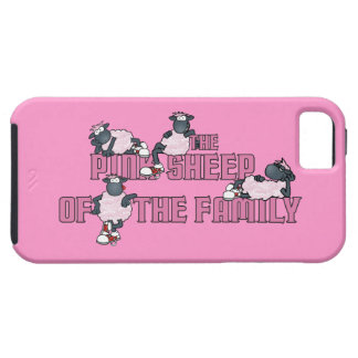 The Pink Sheep of the Family iPhone SE/5/5s Case