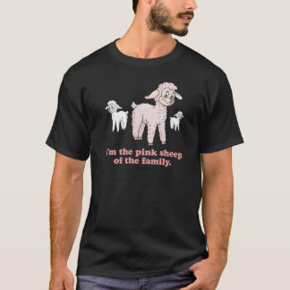 THE PINK SHEEP T-Shirt