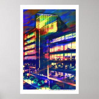 The Pinnacle poster art/print
