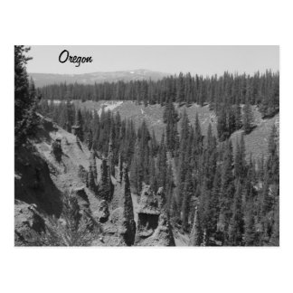 The Pinnacles, Crater Lake Postcard