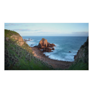 The Pinnacles - Phillip Island Poster