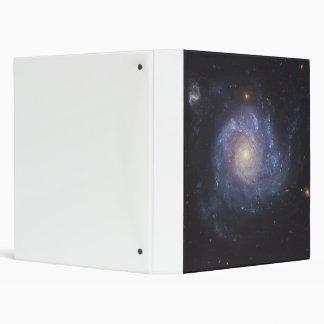The Pinwheel Galaxy Messier 101 NGC 5457 3 Ring Binder