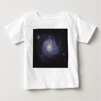 The Pinwheel Galaxy Messier 101 NGC 5457 Baby T-Shirt