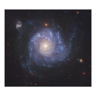 The Pinwheel Galaxy Messier 101 NGC 5457 Photo Print